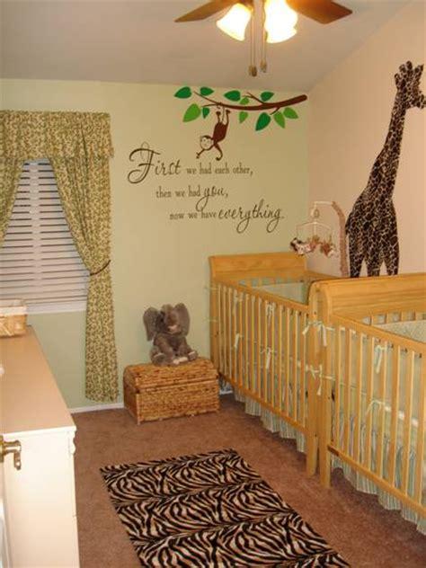 boy jungle safari adventure nursery project nursery
