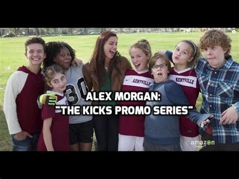 the kicks series by alex uswnt alex the kicks promo series 2016