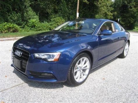 Audi Premium Plus Package by Find Used 2013 Audi A5 2 0t Quattro Only 19k Miles Premium