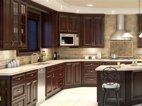 furniture style kitchen cabinets options contemporary rta kitchen cabinets usa and canada