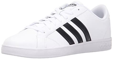 Adidas Neo Baseline Vall Stripes Ii Black White top 5 best tennis for adidas to purchase review