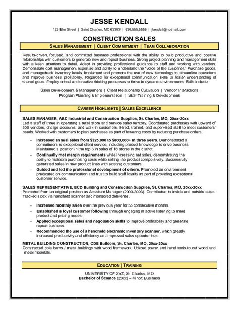 construction sle resume objectives objectives for a resume resume template 2018