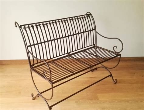 wrought iron bench for sale wrought iron bench for sale in uk view 74 bargains
