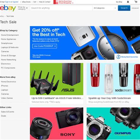 ebay ozbargain 20 off selected stores ebay futu dell grays