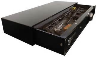 Fingerprint Gun Safe Nightstand Locking Underbed Gun Storage Calguns Net