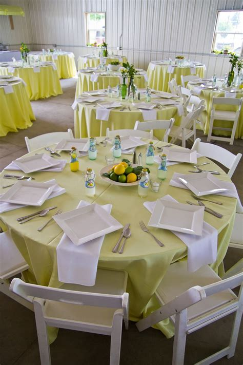 Decorating Ideas For Tables by Picture Of Summer Wedding Table Decor Ideas