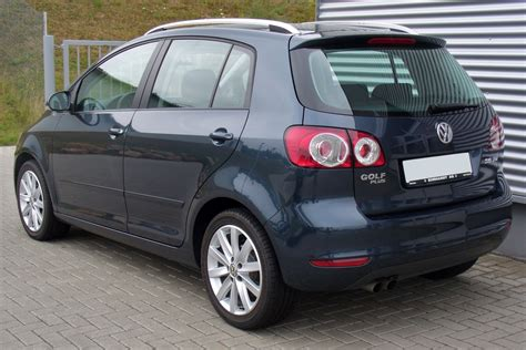 Volkswagen Plus by Vw Golf Plus