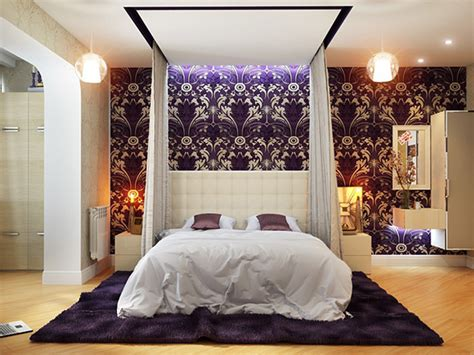 purple master bedrooms 20 master bedrooms with purple accents home design lover