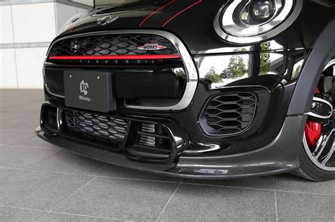 3d Home Kit Design Works by 2016 Mini Cooper Works Gets Aero Parts From 3d Design