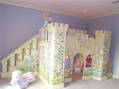 Princess Bunk Bed Castle Princess Castle Bed Beds New York By Sweetdreambed