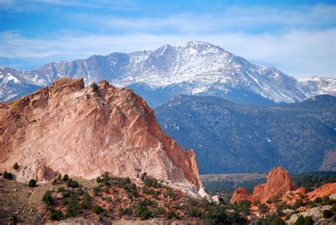Garden Of The Gods Or Pikes Peak How Crossfit Improved My Hiking Union Fitness