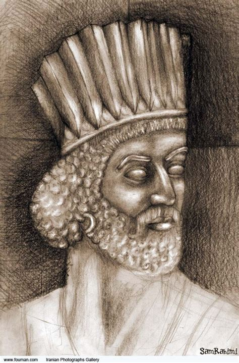 Biography Meaning In Persian | sources xerxes king of persia