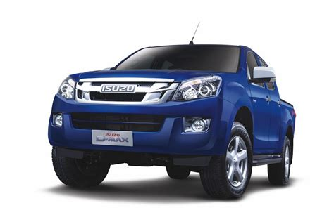 isuzu dmax 2015 isuzu revs d max for 2015 adds vgs to turbo