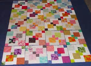 Disappearing 9 Patch Baby Quilt Pattern by 301 Moved Permanently