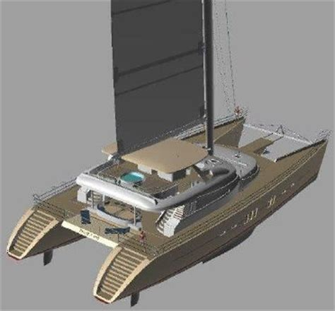 catamaran unfinished project browse catamaran boats for sale