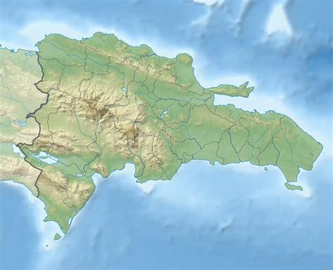 dominican republic map of dominican republic dominican republic maps