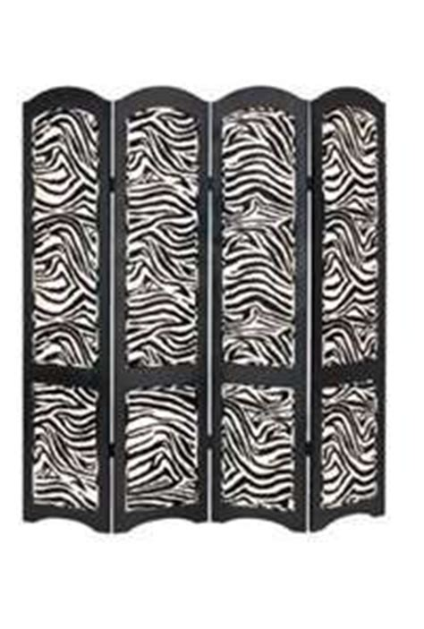 Zebra Room Divider The World S Catalog Of Ideas