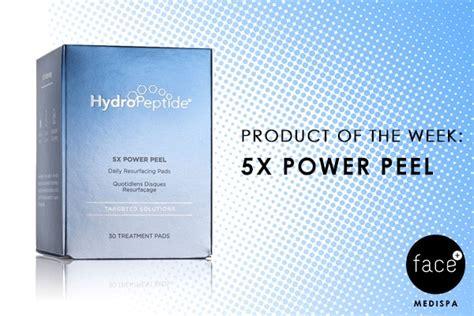 Product Of The Week by Plus Medispa Sydney Product Of The Week 5x Power Peel