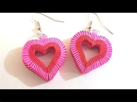 quilling weaving tutorial earring tutorial quilling and paper art on pinterest