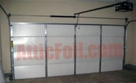 Garage Door Radiant Barrier 1000 Images About Radiant Barrier Garages On