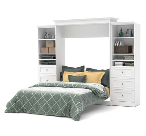 best wall bed kit in white intended for keyword