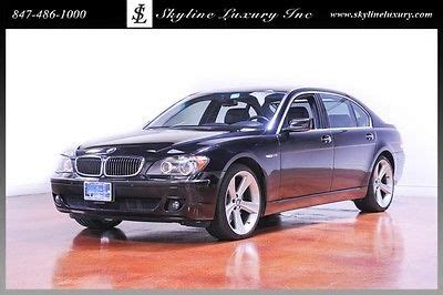 car owners manuals for sale 2006 bmw 760 auto manual bmw 760 li cars for sale