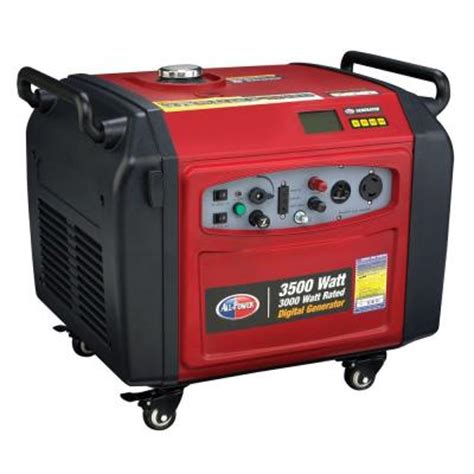 all power 3 500 watt gasoline powered digital inverter