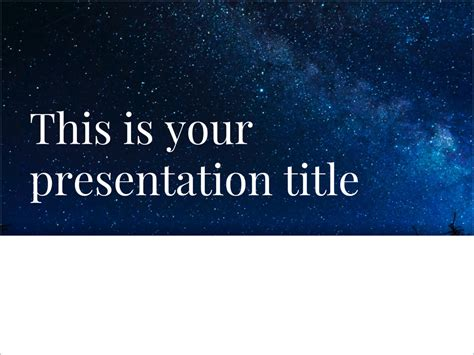 themes slides free elegant and simple powerpoint template or google