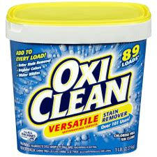Oxy Overall best laundry stain fighter products