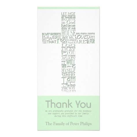 50 best religious sympathy thank you cards images on