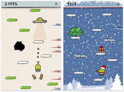 doodle jump levels new easter level coming to doodle jump intomobile
