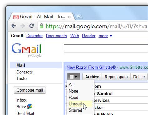 How To Search For Unread Emails In Gmail How Do You Show Only Unread Emails In Gmail Answers