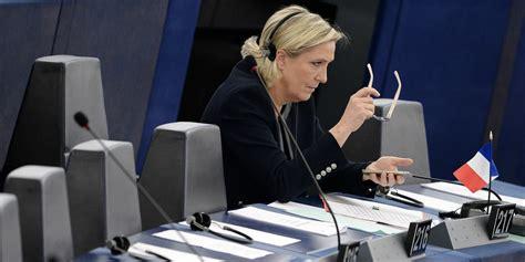 si鑒e du parlement europ馥n une ex attach 233 e de presse du groupe du fn au parlement