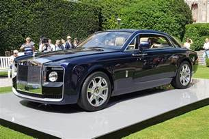 Who Make Rolls Royce Cars Rolls Royce Sweptail Probably The Most Expensive Car