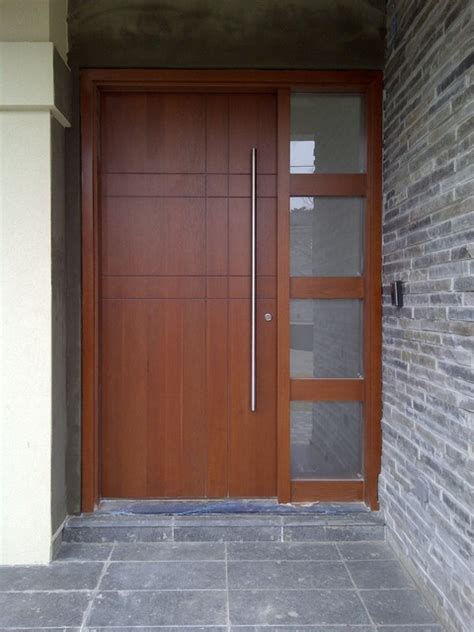 Contemporary Exterior Doors Entry Doors