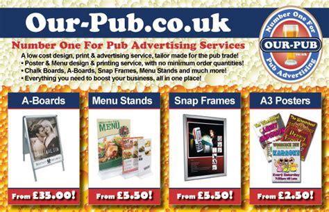 design flyers online uk flyer design flyer printing services gallery our pub