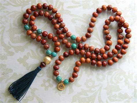 how to make a prayer bead bracelet make a tassel necklace with prayer rings and things