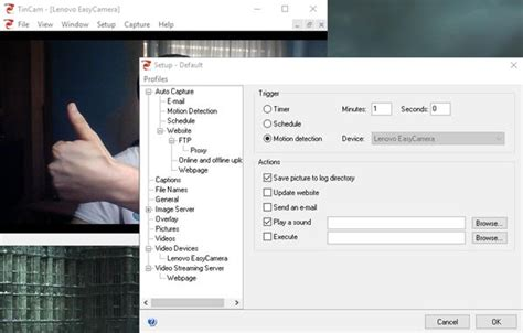 motion detection software 5 free motion detection software for windows 10
