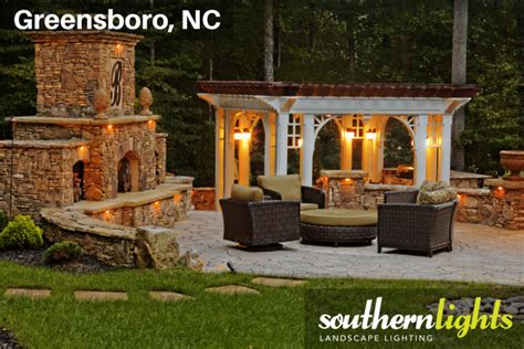 pergola with lights patio and pergola lighting southern lights of nc