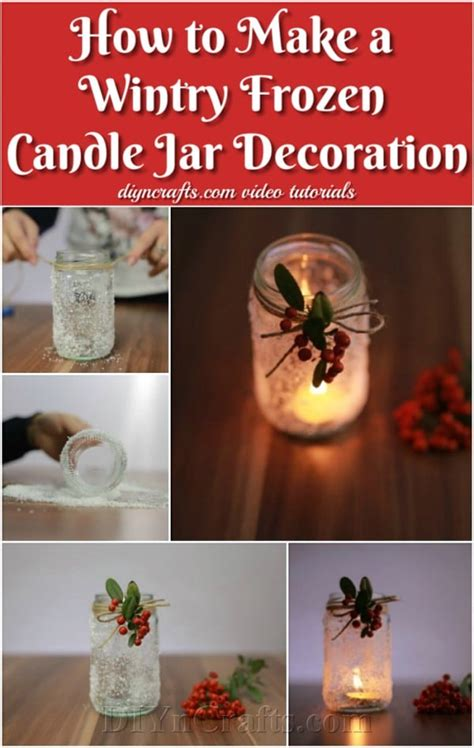 magnificent mason jar christmas decorations     diy crafts