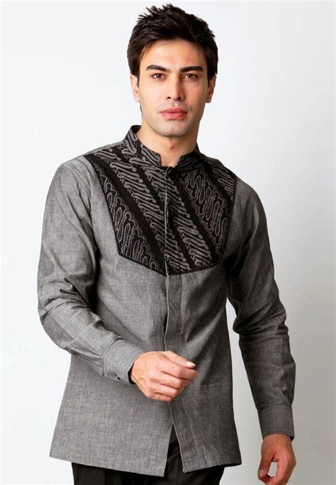 Baju Gamis Pria Model Terbaru 22 Koleksi Baju Muslim Pria 2018 Terupdate Gambar Busana