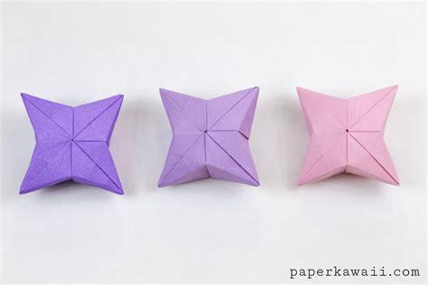 3d origami paper 3d origami tutorial paper kawaii