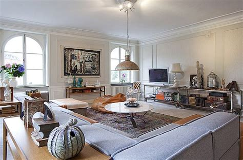 vintage apartment decor spacious with vintage accents interior design apartment in stockholm