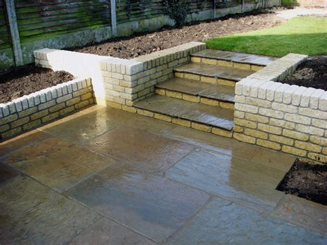 Saunders Construction Essex Builders Garden Walls For Garden Walls