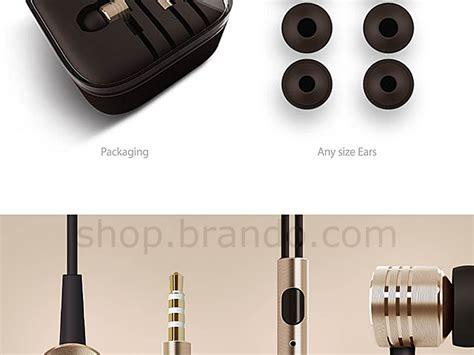 Headset Xiaomi Piston 3 Brown xiaomi piston earphones