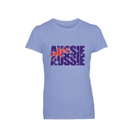 comfy aussie pride tshirt aussie aussie australia day