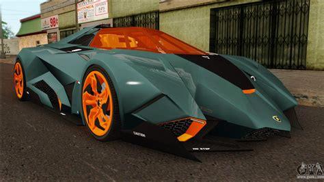 Gta Lamborghini Lamborghini Egoista For Gta San Andreas