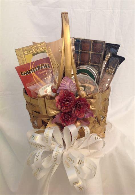 golden anniversary gift basket hand delivered  las vegas