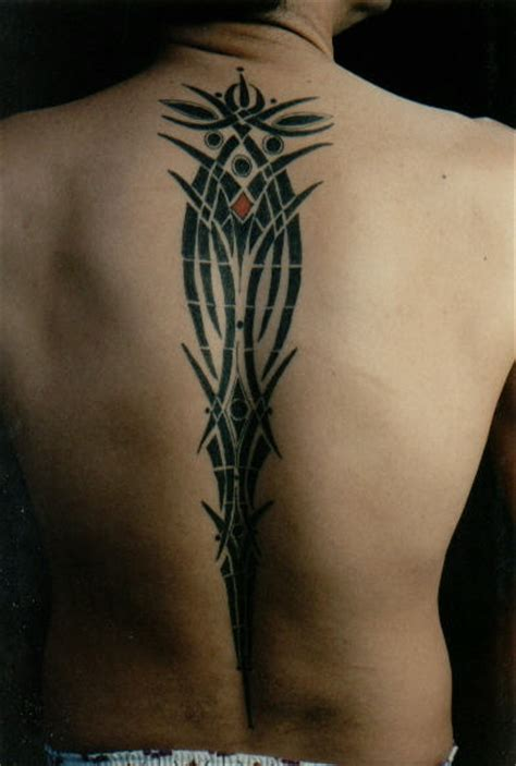 Tribal Tattoos On Back Tattoo Pictures Back Tribal Tattoos For 2
