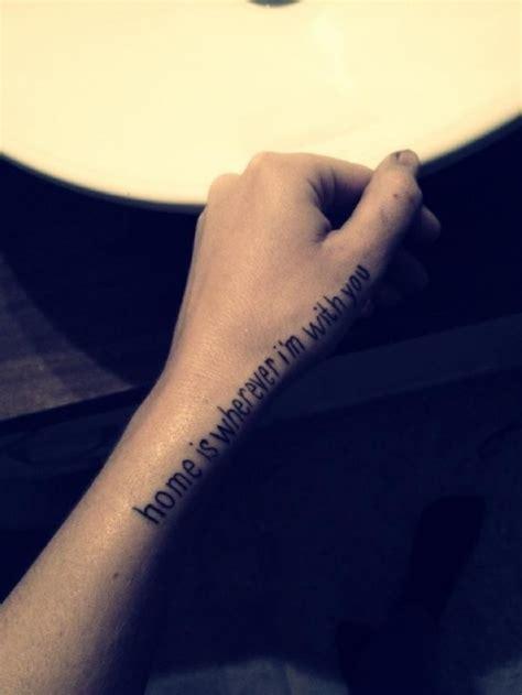 tattoo rodeo lyrics 22 cool song lyric tattoos